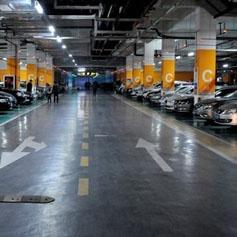 上海虹桥国际机场T2航站楼P7停车楼